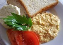 Pikantní mrkvová pomazánka