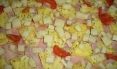 Pizza HAWAI - šunka a ananas