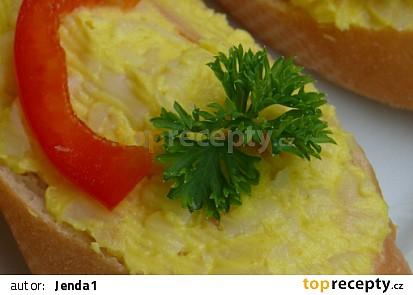 pomazánka z uzeného sýra