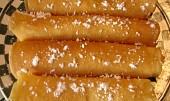 Rolované palačinky