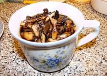Rýže s masem a s houbami