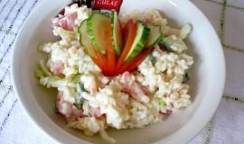 Salát z rýže