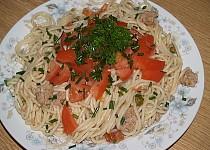 Špagety Rio mare