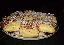 Tvarohový koláč č.3