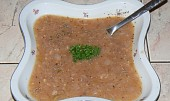 Dršťková polévka z ředkviček