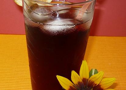 Zvětšená dávka ve vetší sklenici