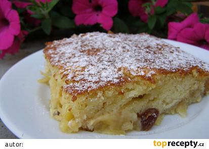 Jablkový koláč č.1