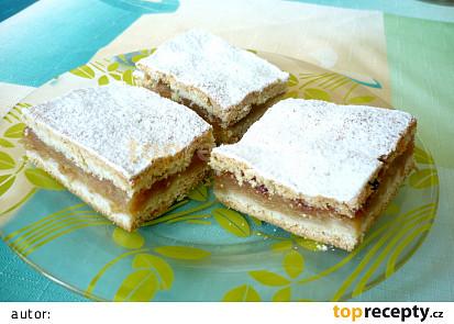 Jablkový koláč č.2