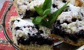 Jogurtový ovocný koláč