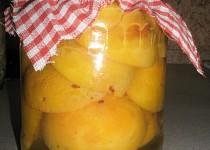 Meruňky s medem