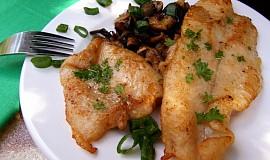 Ryby na žampionech