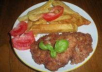 Šlehané biftečky