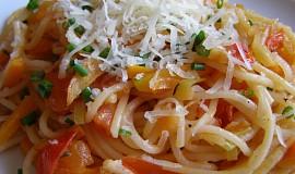 Špagety po selském způsobu