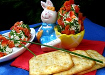Sýrová vajíčka