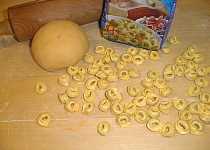 Těsto na tortellini