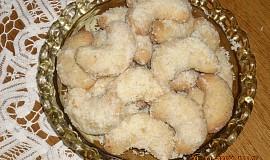 Vanilkové rohlíčky od babičky