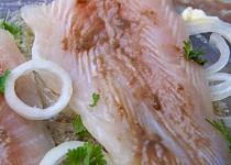 Zapékaná ryba na víně (Maroko)