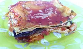 Zeleninové lasagne se sýrem