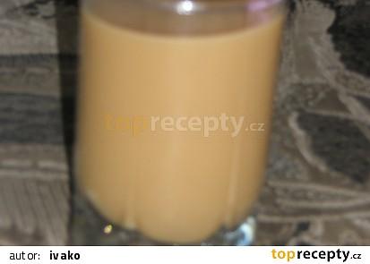 Broskvové kakao