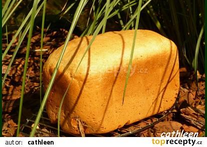 Chleba s ovesnými vločkami