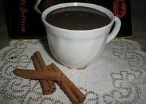 Čokoládový nápoj.