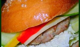 Domácí hamburgery II.