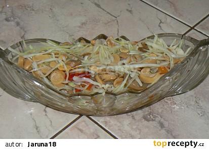 Indický salát