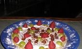 Jablečné palačinky s tvarohem