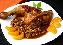 Kuře v mandarinkách (pro Janu R.)