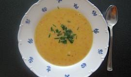 Mexická polévka z kukuřice