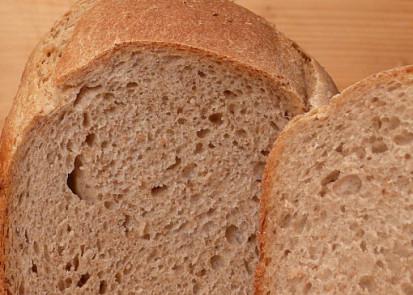 pšeničnožitný chléb