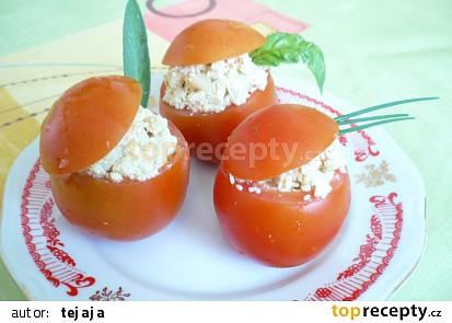 Rajčata s tofu