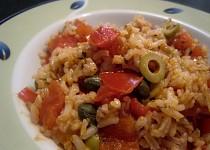 Rajčatová rýže