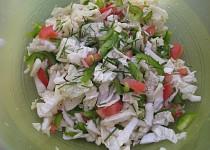 Salát z čínskeho zelí