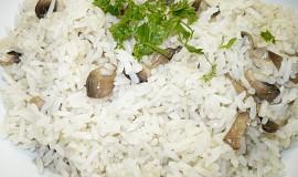 Žampionová rýže