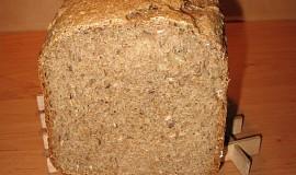 Bramborový slunečnicový kváskový chléb
