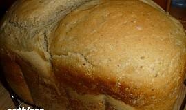 Chlebík s bramborákem v prášku