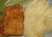 Hovězí řízek se sýrem