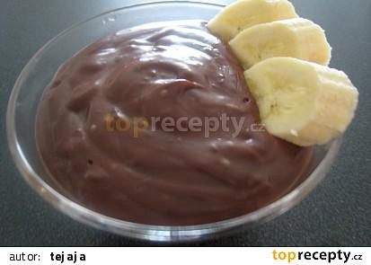 Krém z čokolády