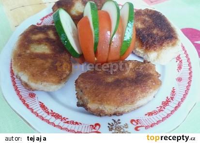 Krokety z rybího filé