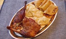 Kuře v kachně