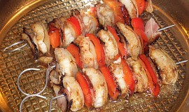 Ostré rybí ražniči