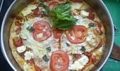 PIZZA - když není doma droždí :-)
