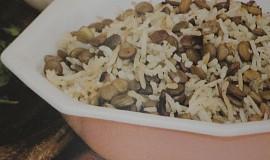 Rýže s čočkou