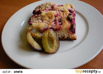 Švestkový koláč 3