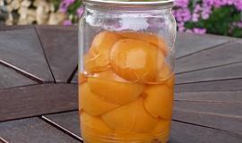 Želírované meruňky a jiné ovoce