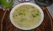 Brokolicovo-nivová polévka
