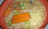 Falešná kuřecí polévka