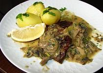 Hovězí maso s citronem