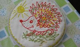 Ježkův dort